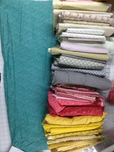 Fabric Selection 1